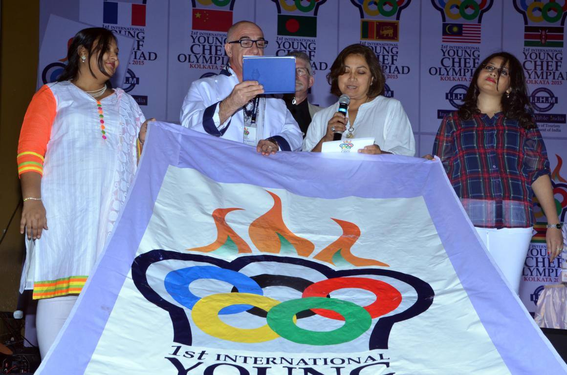 THE GREATEST CULINARY OLYMPIAD ON PLANET EARTH