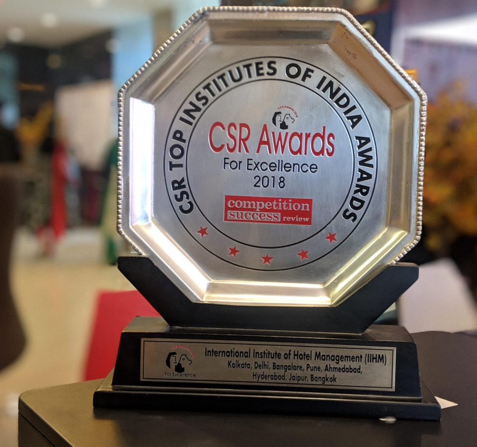 CSR Awards for Excellence 2018