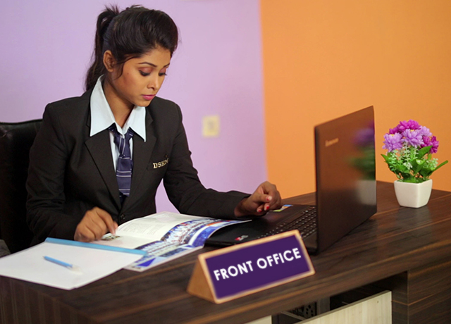 Front Office Manager Iihm