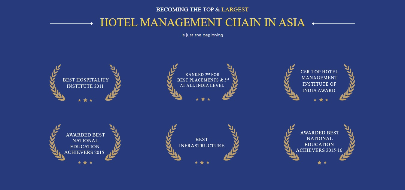 Largest hotel management chain in Asia